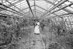 Hochzeitsfotograf München in der alten Gärtnerei in Taufkirchen bei München