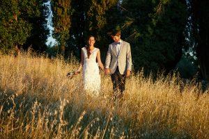 Hochzeitsfotograf München Shooting im Kornfeld, La Villa Starnberger See