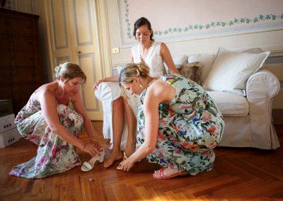 Hochzeitsfotograf München Vorbeiteitung, getting Ready