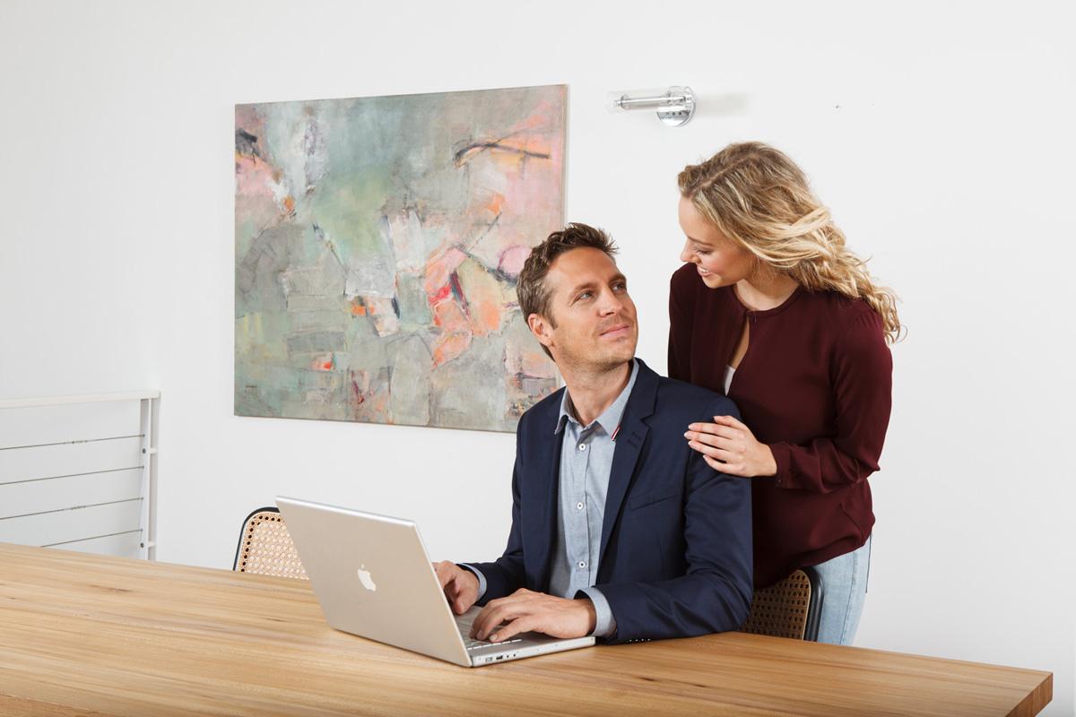 Portraitfotograf München Businessfotografie mit Paar